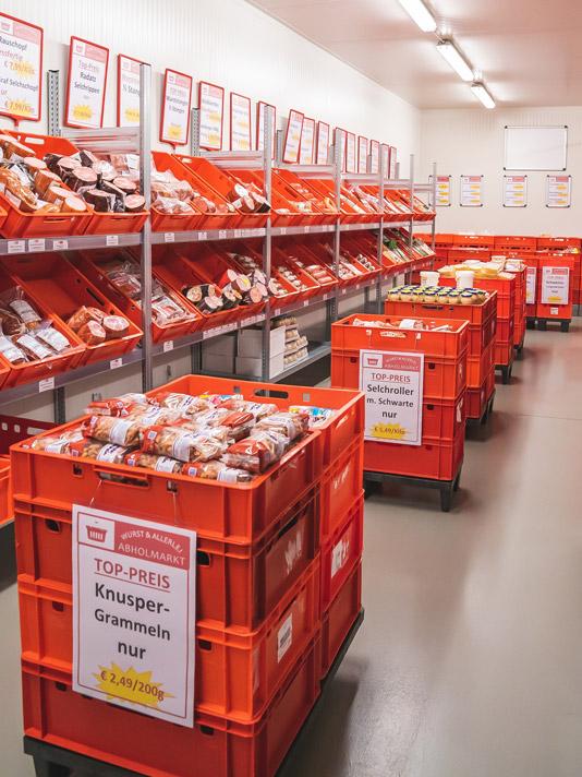 Angebote und Aktionen im Abholmarkt Wurst & Allerlei